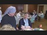 Sainte Jeanne Jugan et les petites soeurs des pauvres