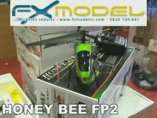 Honey Bee FP2 chez Fxmodel