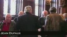 William Vance, citoyen d'honneur de la ville de Bruxelles