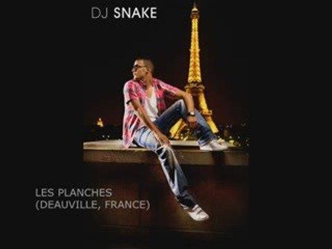 DJ SNAKE @ DEAUVILLE - FILM FESTIVAL 2009