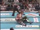 NJPW - Alex Shelley & Chris Sabin vs Apollo 55 1/2