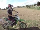 dirt bike apollo orion 125 cc