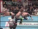 NJPW - Alex Shelley & Chris Sabin vs Apollo 55 2/2