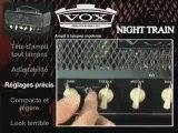 Ampli à lampe Vox Night Train (La Boite Noire)