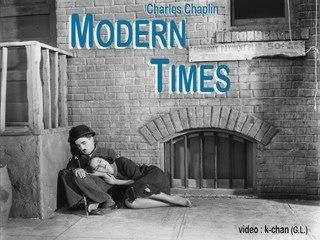 Les temps modernes (Modern Times) - Charles Chaplin - Clip