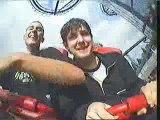 Denis et moi sur l'Euromir