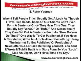 CPA Marketing   Do You Know How to Get Referrals?