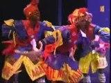 France: Présentation de la danse ABARA du Nigéria