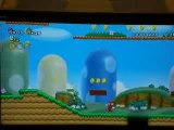 New Super Mario Bros. Wii : premier niveau (first level)