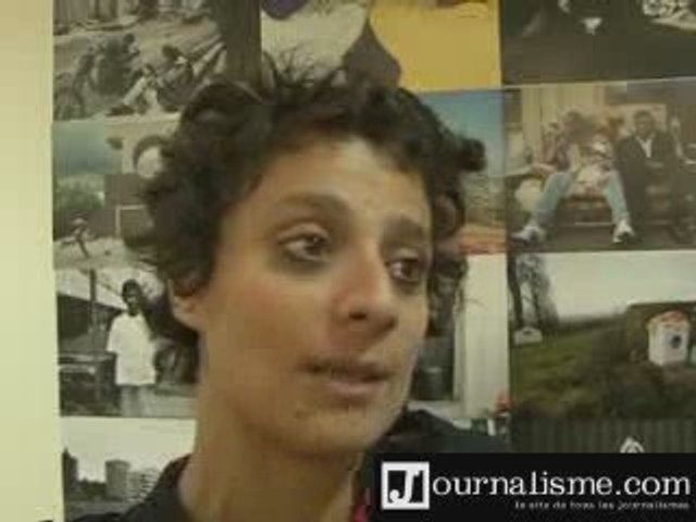 Atelier Journalisme Bobigny