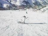 ski menuires janvier 2006