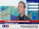 Télézapping : Sarkozy se justifie