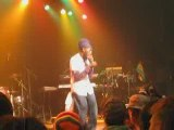 Sizzla Kalonji - Give Me A Try - LIVE!!
