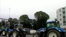 Beauvais : quand les agriculteurs descendent en ville