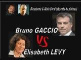 Elisabeth Levy VS Bruno Gaccio sur Alain Soral et Dieudonné
