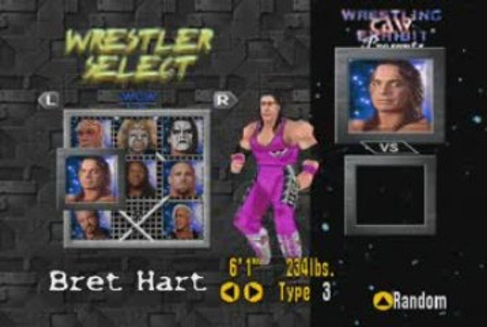 WWF no mercy - WCE Showcase 001