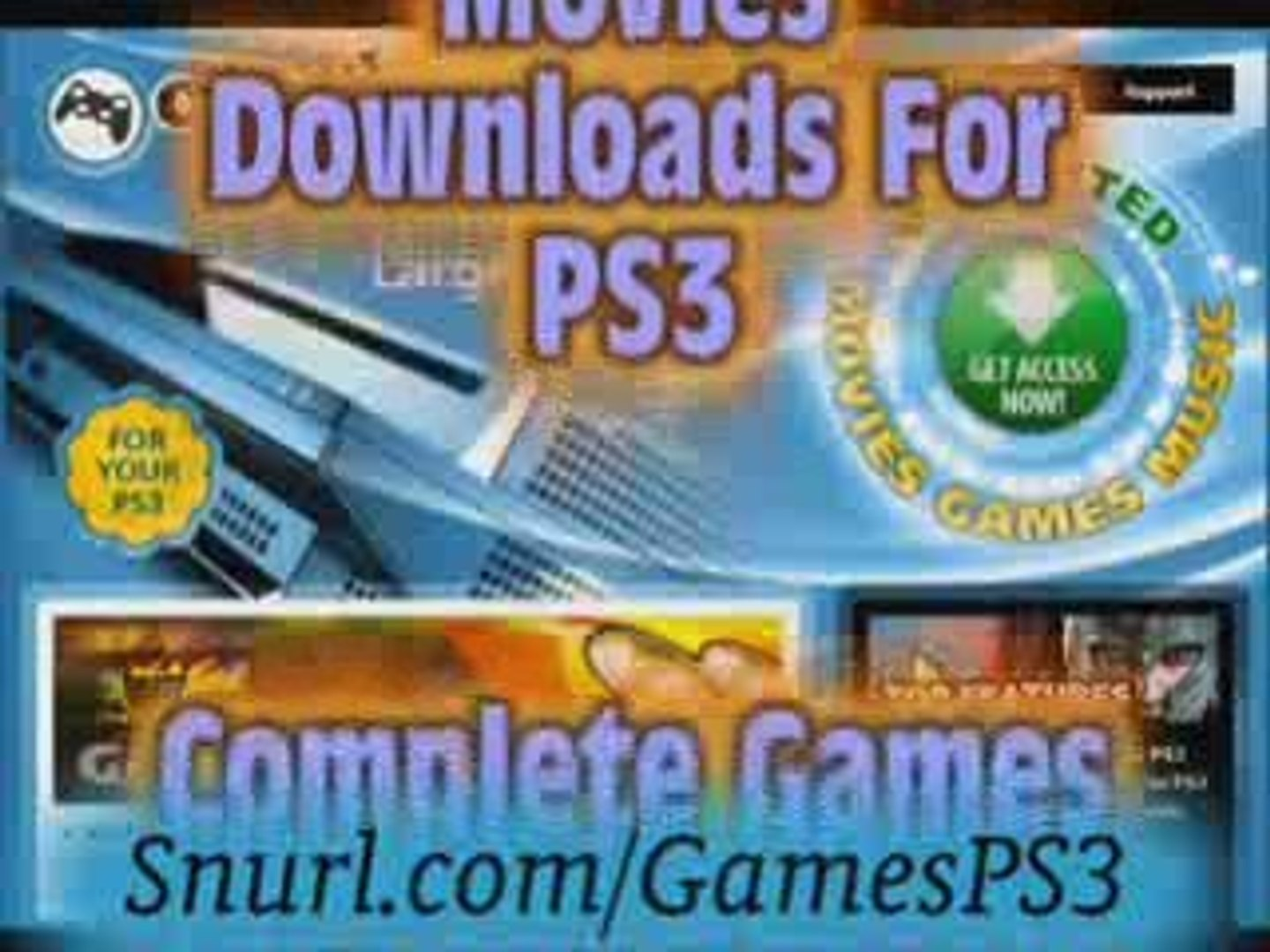 Download Movies for PS3 - Download Tv Series Movies and ...