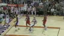 NBA Jared Dudley finds Amar'e Stoudemire with a wonderful be