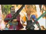 Parodie Final Fantasy : Kung Fu Grip The Final Fantasy