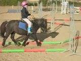 Photo 009, Eléa à cheval