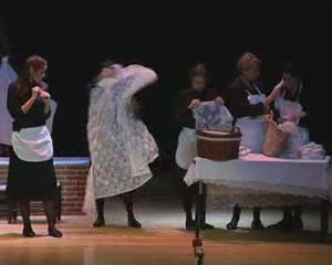 """Teatro """"La casa de Bernarda Alba"""""""