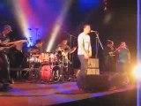 Samir (1ère partie concert origines controlees (Ex Zebda))