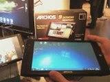 Soirée Intel Geek#2 - Presentation de l'Archos 9