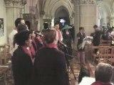 Amen par les Wonderful Gospel Singers - 17/10/2009