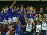 France Brésil 3-0 finale de Coupe du Monde (France 98 Part. 2)