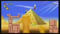 New Super Mario Bros Wii Trailer