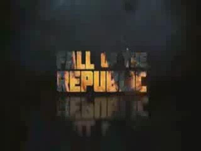 1/15  FALL OF THE REPUBLIC  (HQ)  sous-titré