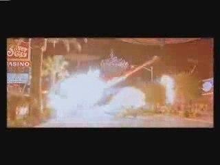 """Anuncio en CineStar de """"Mars Attacks!"""""""