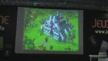 Conférence ankama -dofus 2.0 festival du jeu vidéo 2009