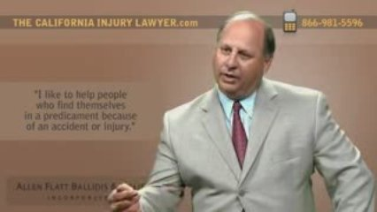 California Accident Attorney Helps …