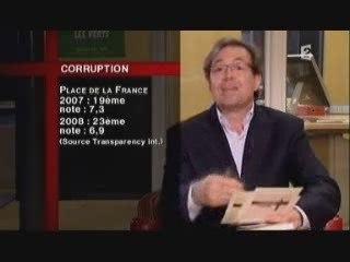Eva Joly contre le système Sarkozy