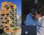 Johannes Ernst, 1 architecte, 1 bâtiment
