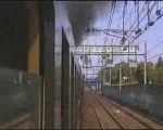 Langon Arcachon en train à vapeur partie2
