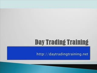 day trading training