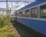 Langon Arcachon en train à vapeur partie 4