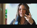 Evangeline lilly french interview april 2009
