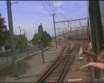 Langon Arcachon en train à vapeur partie 6