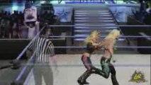 WWE SmackDown vs. Raw 2010: Trish Stratus Entrance-Gameplay