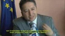 Reporters sans frontières: Témoignage de Herbin Hoyos Medin