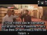 L'Islam en France : un Palestinien interpelle Tony Blair