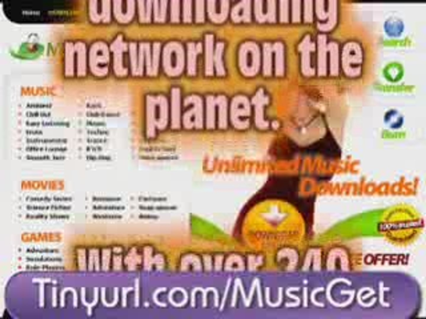 Download Music Online - Unlimited Music Downloads!