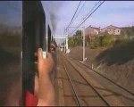 Langon Arcachon en train à vapeur partie 9