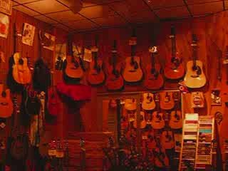 Guitar Center Houston Texas Octobre 2009