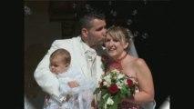 mariage papa et maman & mon baptême 21/06/2008