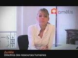 Aurélie, directrice des ressources humaines Amélis, nous parle des qualités requises pour devenir une assistante de vie Amélis. Philosophie et vision du métier par Amelis  La philosophie Amelis se fonde sur la nécessité de remettre l'humain au c