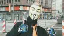Anonymous vs Scientology - lulz of the dead October Hamburg